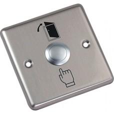 Кнопка выхода металлическая Accordtec AT-H801B
