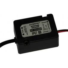 AT-12/10W Источник стабилизированного питания во влагозащитном корпусе (IP67).