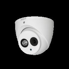 DH-HAC-HDW2401EMP-0360B Видеокамера HDCVI Купольная металлическая 4MP