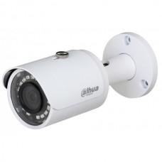 DH-HAC-HFW1200SP-0360B-S3 Видеокамера HDCVI Уличная цилиндрическая мультиформатная (4 в 1) 1080P