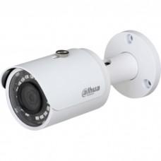 DH-IPC-HFW1020SP-0280B-S3 Видеокамера IP Уличная цилиндрическая 720P