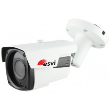 EVL-BP60-H21V Уличная гибридная видеокамера 2Мп. Объектив 2.8-12мм.