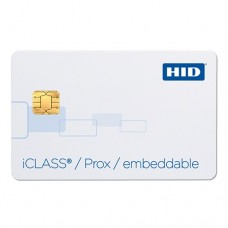iCLASS SE 32k (16k/16+16k/1) Embeddable (iCLASS+EM-Marine) Композитная бесконтактная смарт-карта 2134BGGMNM-EM