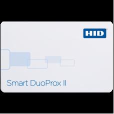 Smart DUOProx Embeddable (MAG+Prox) (1598xxxxx) Бесконтактный идентификатор-карта HID Prox с магнитной полосой