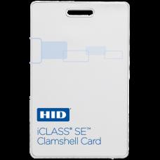 iCLASS SE Clamshell (SIO) 37 bit H10302 (3350PGSMV-H10302) Бесконтактный идентификатор