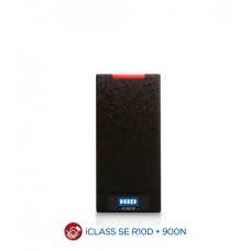 iCLASS SE R10 Компактный MOBILE-ENABLED считыватель Mobile Access (OrgIDxxxx/MOBxxxx) (Seos+MA+Bluetooth) 900NBN