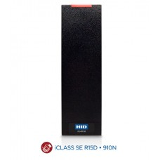 iCLASS SE R15 Компактный MOBILE-ENABLED считыватель  Mobile Access (OrgIDxxxx/MOBxxxx) (Seos+MA+Bluetooth) 910NBN