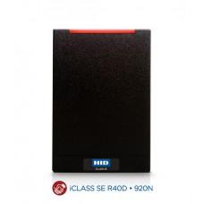 iCLASS SE R40 MOBILE-ENABLED считыватель Mobile Access (OrgIDxxxx/MOBxxxx) (Seos+MA+Bluetooth) 920NBN