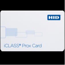 iCLASS 2k/2 +Prox Композитная комбинированная бесконтактная смарт-карта 2120