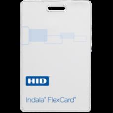 Indala FlexCard 26 bit Бесконтактная карта FPCRD-SSSMW-0000