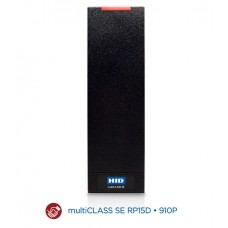 multiCLASS SE RP15 Компактный комбинированный MOBILE-ENABLED считыватель Mobile Access (OrgIDxxxx/MOBxxxx) (Prox+iCLASS+SIO+MA+OSDP+Bluetooth) 910PMP