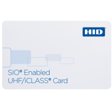 iCLASS SE UHF и iCLASS SE 32k bit (16k/16+16k/1) (UHFsio+SIO) Комбинированная композитная бесконтактная смарт-карта  6014Txxxx-37 FC 55555