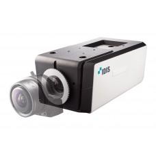 DC-B6203XL 2-мегапиксельная корпусная видеокамера с широким динамическим диапазоном (WDR), технологией LightMaster и Smart Failover до 256Гб для установки внутри помещений или в термокожухе
