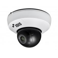 DC-C4212RX 2-мегапиксельная мини купольная IP-видеокамера для установки внутри помещений с поддержкой кодека H.265