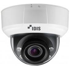 DC-D3233RX-N 2-мегапиксельная купольная видеокамера с поддержкой кодека H.265 и широким динамическим диапазоном (True-WDR)