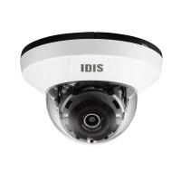 DC-D4212R 2.8мм 2-мегапиксельная купольная IP-видеокамера с поддержкой кодека H.265