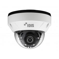 DC-D4213WRX 4мм 2-мегапиксельная компактная купольная IP-видеокамера с поддержкой кодека H.265