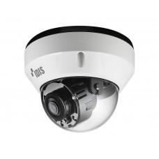 DC-D4216WRX 2.8мм 2-мегапиксельная купольная IP-видеокамера антивандального исполнения, с поддержкой кодека H.265, Smart Failover до 256Гб и ИК- подсветкой