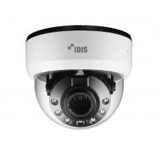 2-мегапиксельная купольная IP-видеокамера DC-D4223RX передает видео с разрешением Full HD со скоростью 30 кадров/с