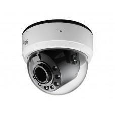 DC-D4236RX 2-мегапиксельная купольная IP-видеокамера с поддержкой кодека H.265, Smart Failover до 256Гб и ИК- подсветкой