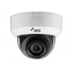 DC-D6233X 2-мегапиксельная купольная видеокамера с поддержкой кодека H.265, широким динамическим диапазоном (True-WDR) и видеоаналитикой IDLA