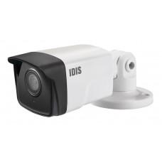 DC-E4212WR 4мм 2-мегапиксельная компактная цилиндрическая IP-видеокамера с поддержкой кодека H.265