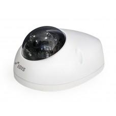 DC-M1212W купольная IP-видеокамера с фиксированным объективом и разрешением 2 мегапикселя предназначенная для использования в транспортных системах.