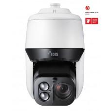 DC-S3583HRX 5-мегапиксельная скоростная поворотная IP-видеокамера с поддержкой кодека H.265 и ИК-подсветкой