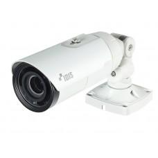 DC-T6233HRXL 2-мегапиксельная цилиндрическая IP-видеокамера антивандального исполнения, с ИК-подсветкой, технологией LightMaster и видеоаналитикой IDLA