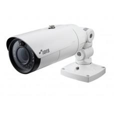 DC-T6234HRX 2 Мп цилиндрическая IP-видеокамера с поддержкой кодека H.265, PIR-датчиком, LED-прожектором и видеоаналитикой IDLA