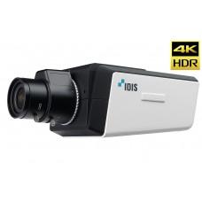 DC-V1803CP 8-мегапиксельная корпусная видеокамера для установки в кожух