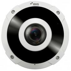 DC-Y3C14WRX 12-мегапиксельная панорамная 360° купольная видеокамера