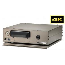 DR-6316PSM IP-видеорегистратор, специально созданный для использования на транспорте.