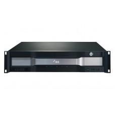 DR-8364D 64-канальный Full HD IP-видеорегистратор с поддержкой H.265 и двойным блоком питания