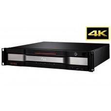 DR-8432D 32-канальный 4K IP-видеорегистратор корпоративного уровня DR-8432D c поддержкой кодека H.265 и дублированным блоком питания