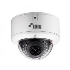 TC-D4222WRX 2-мегапиксельная купольная HD-TVI-видеокамера антивандального исполнения c вариофокальным объективом