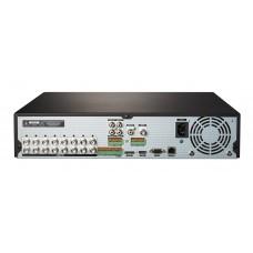 TR-4316R 16-канальный гибридный видеорегистратор