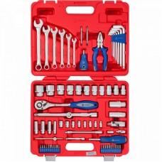 МАСТАК 0-072C набор инструментов универсальный, 72 предмета