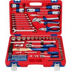 МАСТАК 01-088C набор инструментов универсальный, 88 предметов