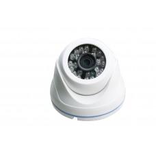 MR-HDNP2W Купольная AHD видеокамера  1080p, фиксированный объектив f=3.6 мм
