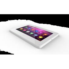 """QM-780C Цветной 4-x проводный, с сенсорным экраном , 7"""" LCD TFT (800х480) видеодомофон."""