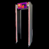 ZK-D2180S TI Металлодетектор арочный с измерением температуры
