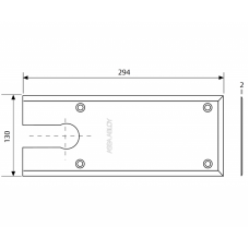 DCCP534 крышка для DC477