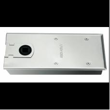 DC450 ASSA ABLOY - напольный дверной доводчик с технологией с фиксированным усилием закрывания с минимальной глубиной установки