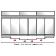 Привод для раздвижных дверей DB211 ABLOY