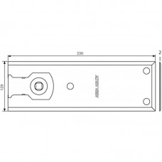 DCCP616 крышка для DC460