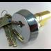 Броненакладка CH101 ABLOY для сплошных дверей