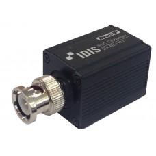 Переходник на витую пару для трансивера DA-EC1101R/T IDIS DA-BE1101
