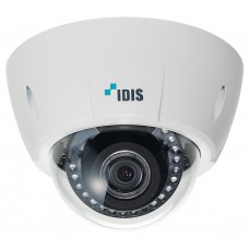 DC-D1223WHR Купольная антивандальная IP-камера IDIS