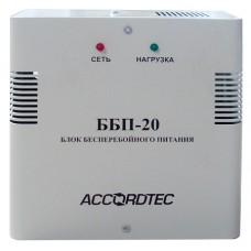 ББП-20 Блок бесперебойного питания в металлическом корпусе под АКБ 7 Ач.